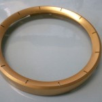 リング ゴールドアルマイト